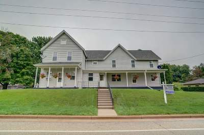 Dane County Multi Family Home For Sale: 3668-3670 County Road P