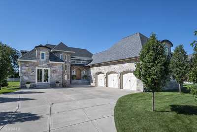 Waunakee Single Family Home For Sale: 5855 Cobblestone Ln