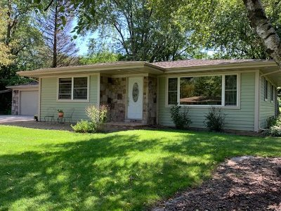 McFarland Single Family Home For Sale: 4177 Lookout Tr
