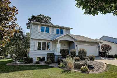 Dane County Single Family Home For Sale: 735 N Heatherstone Dr