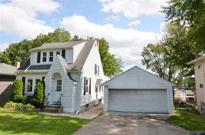 Dane County Multi Family Home For Sale: 3217 Ridgeway Ave