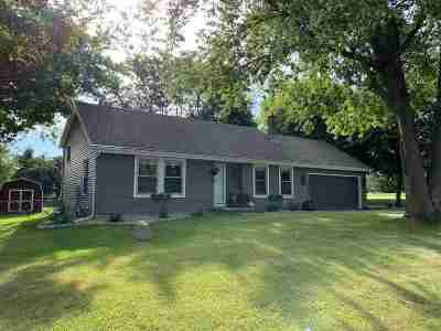 Sun Prairie Single Family Home For Sale: 3432 Swansee Ridge