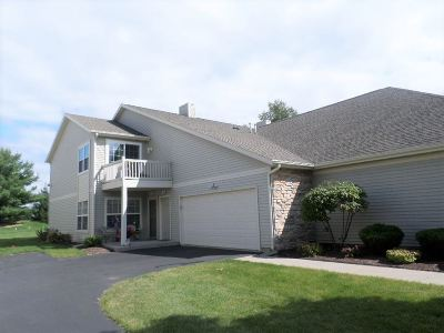 Janesville Condo/Townhouse For Sale: 1369 Sienna Crossing