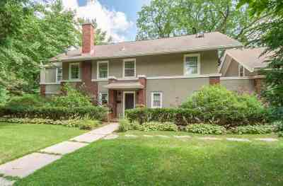 Madison Single Family Home For Sale: 3865 Nakoma Rd