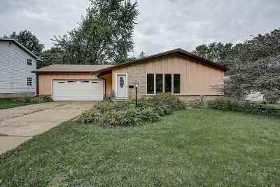 Madison WI Single Family Home For Sale: $280,000
