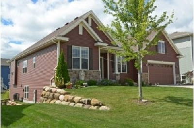 Verona Single Family Home For Sale: 1256 Canterbury Pass