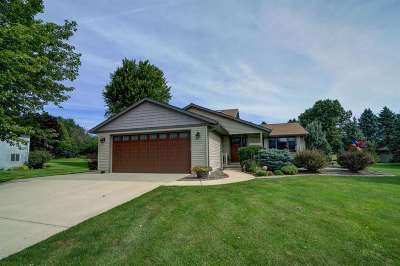 Deforest Single Family Home For Sale: 6688 Wendell Way