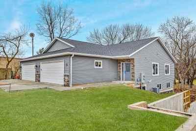 McFarland Single Family Home For Sale: 4737 Sigglekow Rd