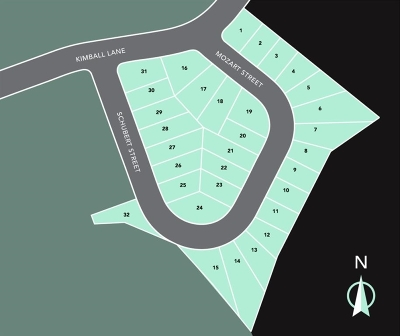 Verona Residential Lots & Land For Sale: 745 Mozart St