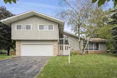 Madison WI Single Family Home For Sale: $279,900