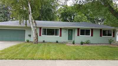 Janesville Single Family Home For Sale: 1134 N Pontiac Dr
