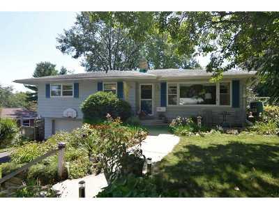 Monona Single Family Home For Sale: 1400 Mathys Rd
