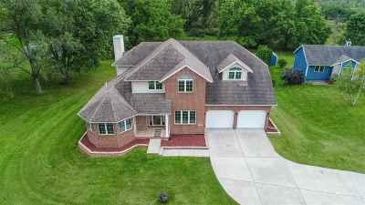 Deforest Single Family Home For Sale: 6085 Danielle Rd
