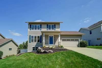 Verona Single Family Home For Sale: 9910 Talons Way