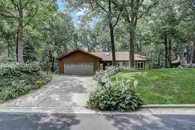 Madison Single Family Home For Sale: 5835 Woods Edge Rd