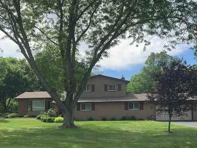Middleton Single Family Home For Sale: 4723 Toepfer Rd