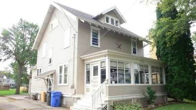 Columbus Single Family Home For Sale: 225 S Main St