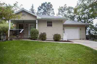 Deerfield WI Single Family Home For Sale: $225,000