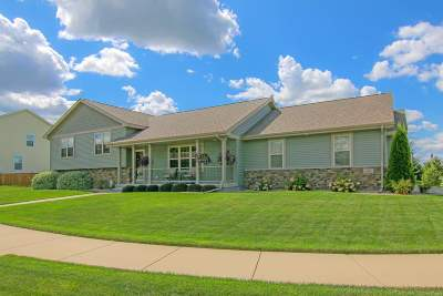 Sun Prairie Single Family Home For Sale: 298 Moorland Pl