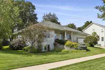 Fitchburg WI Single Family Home For Sale: $399,900