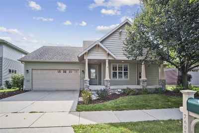 Madison Single Family Home For Sale: 7605 Crawling Stone Rd