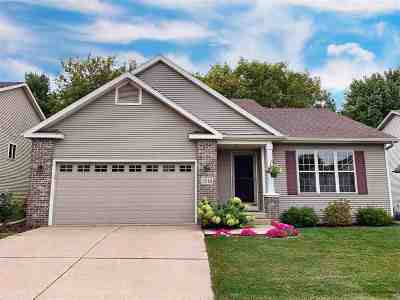 Madison Single Family Home For Sale: 1510 Dewberry Dr