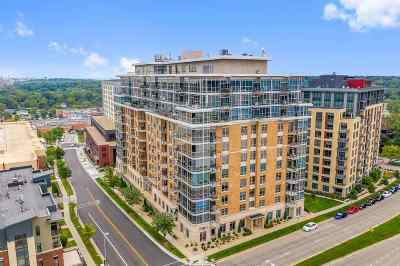 Madison Condo/Townhouse For Sale: 625 N Segoe Rd #601