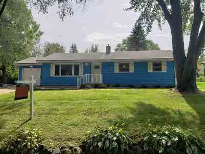 Madison WI Single Family Home For Sale: $318,888