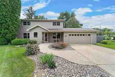 Verona Single Family Home For Sale: 203 Melody Ln