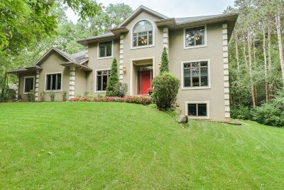 Waunakee Single Family Home For Sale: 6155 Briggs Rd
