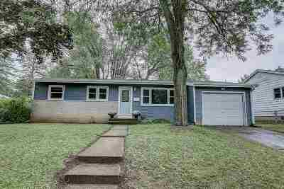 Madison Single Family Home For Sale: 921 Debra Ln
