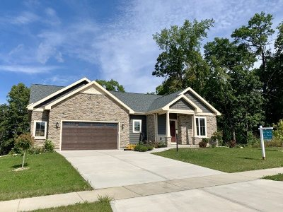 Madison Single Family Home For Sale: 6254 Summit View Dr