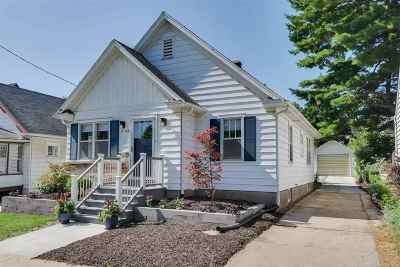 Madison Single Family Home For Sale: 3143 Lindbergh St