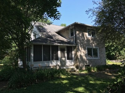 Madison Single Family Home For Sale: 5318 Fayette Ave