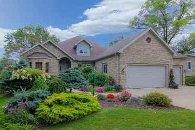 Deforest Single Family Home For Sale: 7026 Bridgeman Rd