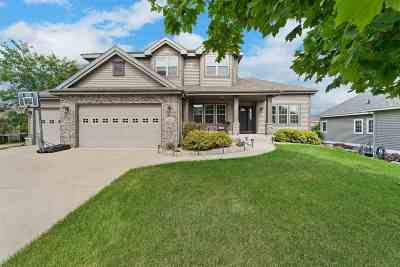 Waunakee Single Family Home For Sale: 1222 Woodbridge Tr