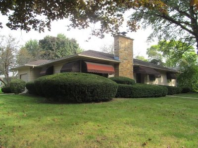 Madison Single Family Home For Sale: 450 Clifden Dr
