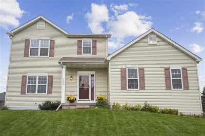 Sun Prairie WI Single Family Home For Sale: $289,900