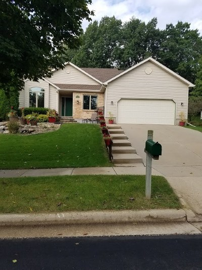 Madison WI Single Family Home For Sale: $335,500