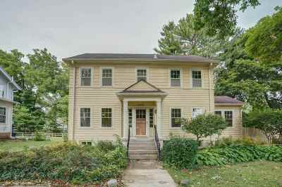 Madison Single Family Home For Sale: 2110 Fox Ave
