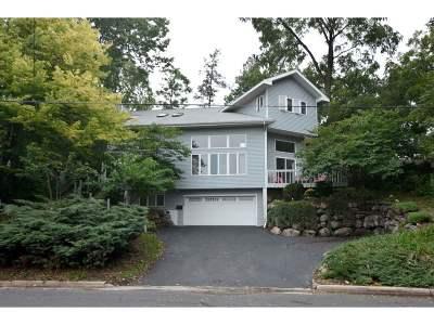 Monona Single Family Home For Sale: 4909 Winnequah Rd