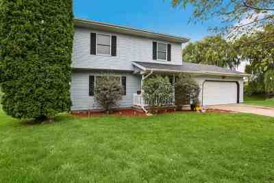 Madison Single Family Home For Sale: 21 Dinauer Ct
