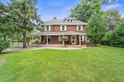 McFarland Single Family Home For Sale: 3536 Siggelkow Rd
