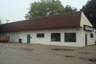 Sun Prairie Commercial For Sale: 828 Columbus St