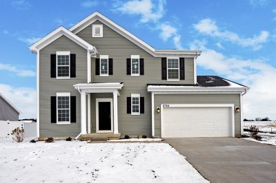 Fitchburg WI Single Family Home For Sale: $494,327