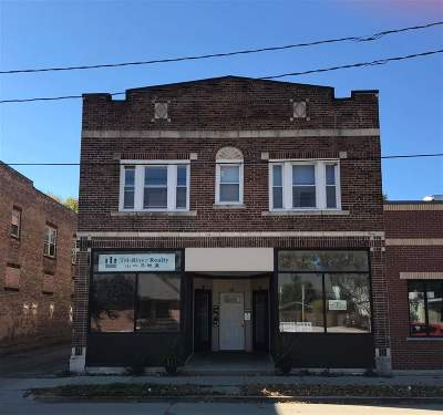 Madison Commercial For Sale: 618-622 S Park St