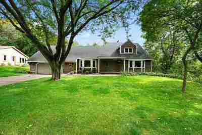 Dane County Single Family Home For Sale: 2896 Osmundsen Rd