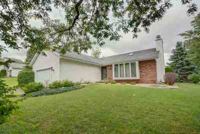 Madison Single Family Home For Sale: 2602 Wenworth Dr