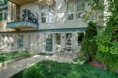 Madison WI Condo/Townhouse For Sale: $170,000