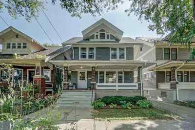Madison Single Family Home For Sale: 1427 Rutledge St